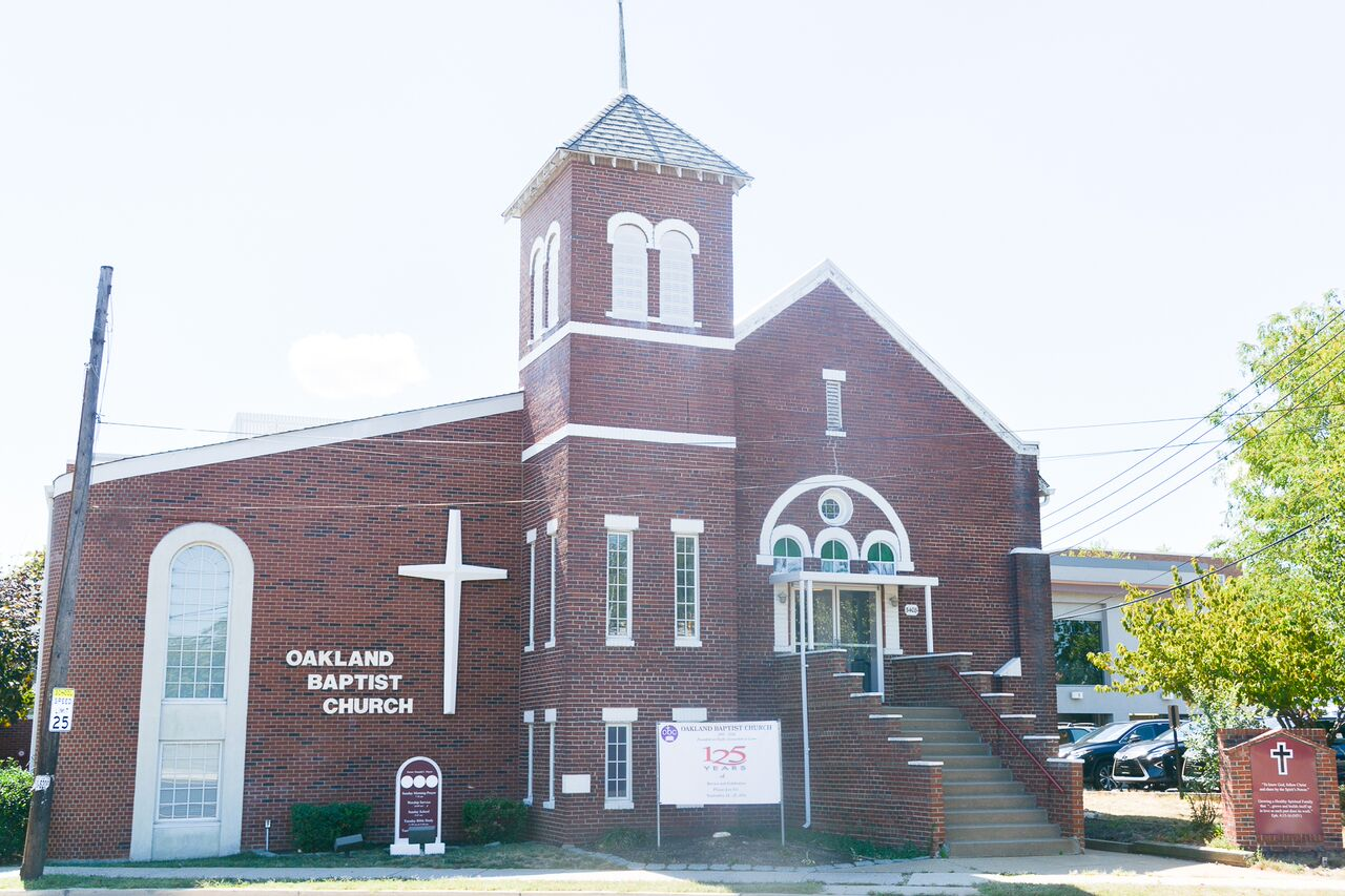 image for Oakland Baptist Church Alexandria Virginia
